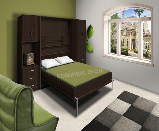 k040 lit escamotable lit escamotable. Black Bedroom Furniture Sets. Home Design Ideas